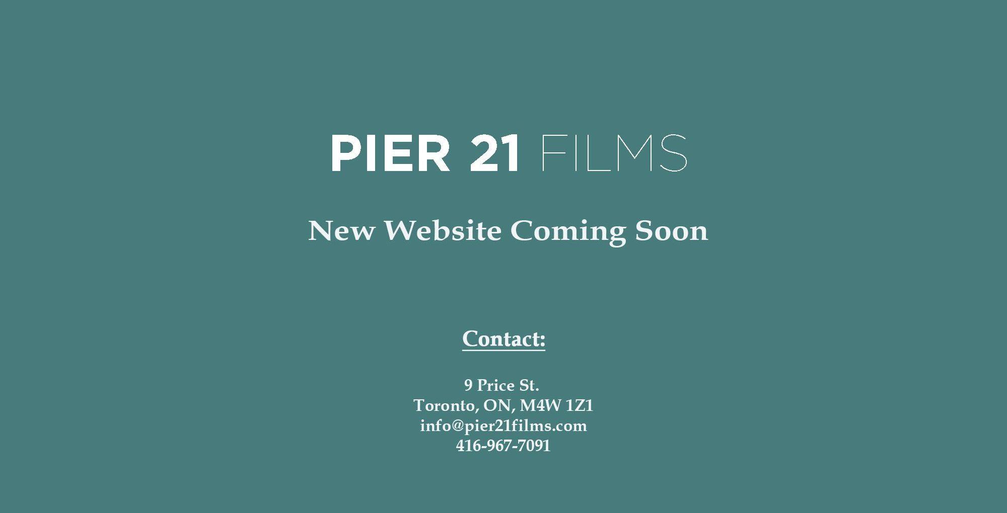 Pier 21 Films