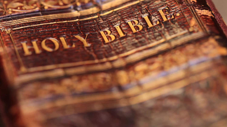 JESUS WIFE - BIBLE