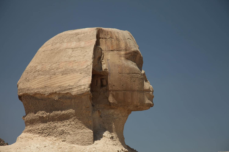Profile Great Sphinx of Giza