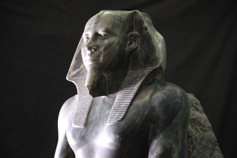 Statue of Khafra
