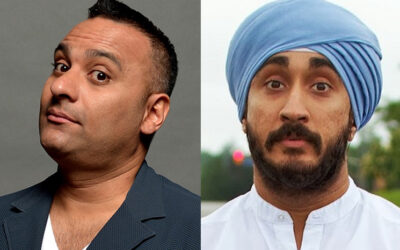 Russell Peters Is Producing Jus Reign's 'Late Bloomer' TV Show